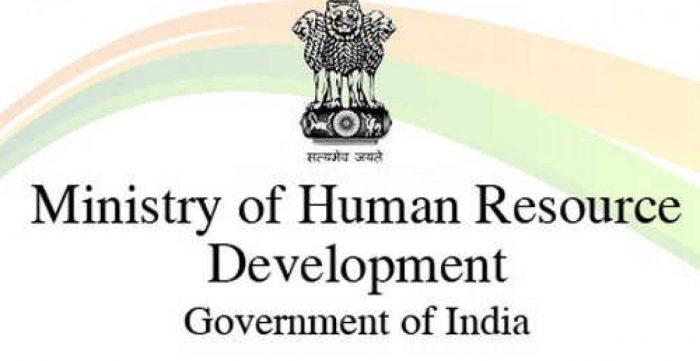 Union Human Resource Development Ministry of India